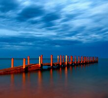 Quindalup Boat Ramp by Andrew  Semark