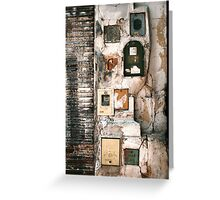 Buenos Aires 8187 Greeting Card