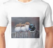 All in A Row Unisex T-Shirt