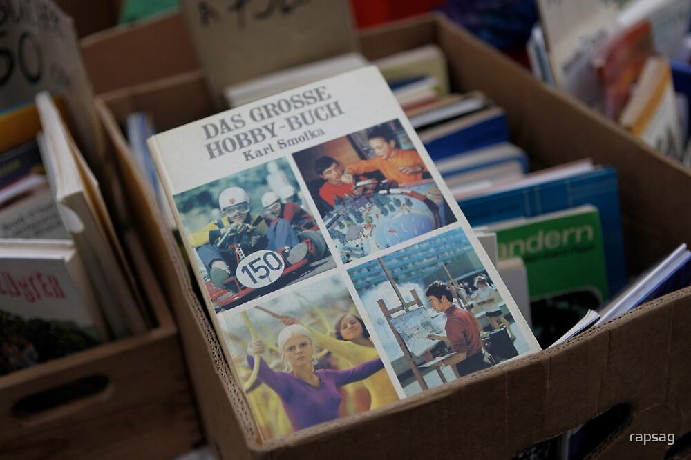 german hobby book by rapsag