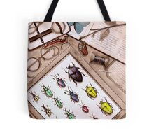 Insect Collector Tote Bag