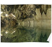 Reflecting Cave Poster