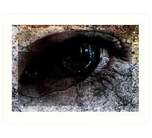 Eye of Stonehenge Art Print