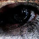 Eye of Stonehenge by bev langby