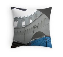 Kremlin Brolly Throw Pillow
