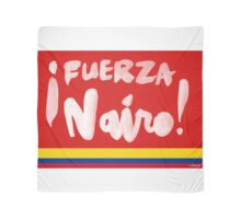 Fuerza Nairo Quintana : Colombian Flag Colors Scarf