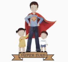 Super Dad by johnlincoln2557
