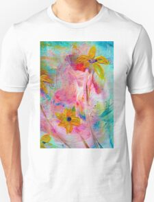 abstract spring Unisex T-Shirt