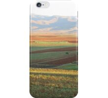 a sprawling Lesotho landscape iPhone Case/Skin