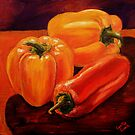 Peppers by sesillie