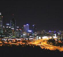 Perth, Western Australia by Leanne Allen