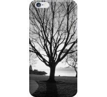 Marine Park, Bellingham Washington iPhone Case/Skin
