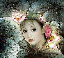 China Girl by © Kira Bodensted