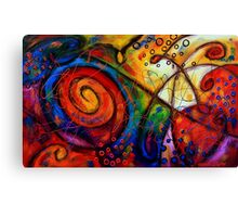 Another Tangled Mess Canvas Print