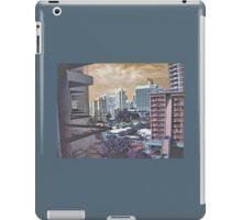 strange city iPad Case/Skin