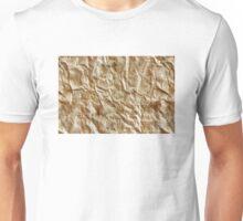 Paper texture Unisex T-Shirt