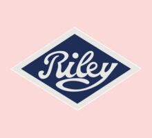 Classic Car Logos - Riley One Piece - Long Sleeve