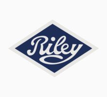 Classic Car Logos - Riley Kids Tee