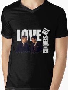 gotham Mens V-Neck T-Shirt