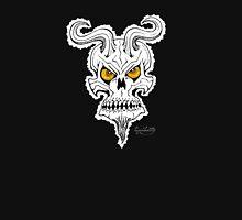 Horned Demon Skull Unisex T-Shirt