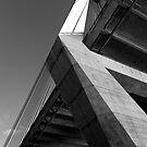 Anzac Bridge Study 1 by Tatiana R