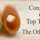 """The Other Side of Italy"" Challenge Top Ten Banner by Barbara  Corvino"