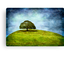 The Gathering Tree Canvas Print