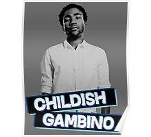 Childish Gambino #4 Poster