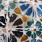 Mosaic tile by portokalis