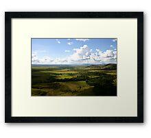 a wonderful Venezuela landscape Framed Print