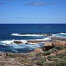 Cape Leeuwin, Augusta, Western Australia by Elaine Teague