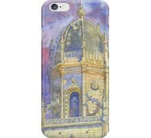 bell tower Jerónimos Monastery iPhone Case/Skin