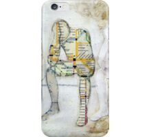 In the train iPhone Case/Skin