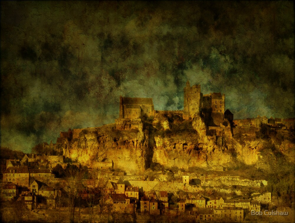 Chateau de Beynac by Bob Culshaw