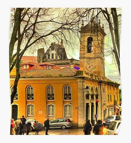 Sintra Town... Poster
