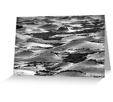 Ice Sheets 2 Greeting Card