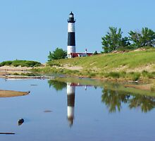 Big Sable Point Lighthouse by lam20