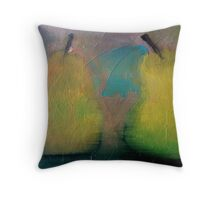 Pear Pair Throw Pillow