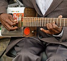 Tin guitar by awefaul