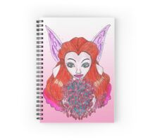 Garden Talent Fairy Spiral Notebook