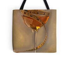 New Years Resolution.  Tote Bag