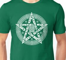Wiccan Celtic Pentagram T-Shirts and Hoodies Unisex T-Shirt