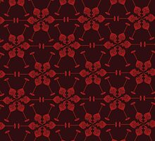 Martini pattern by Michelle Side