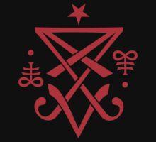 Occult Sigil of Lucifer Satanic by TropicalToad