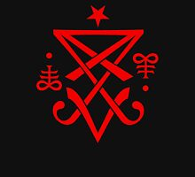 Occult Sigil of Lucifer Satanic Unisex T-Shirt
