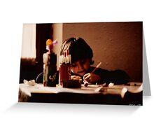 Dall'album di Rolando :Emy colora Greeting Card