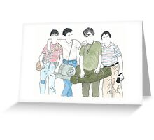 Stand By Me - Always Greeting Card