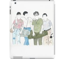 Stand By Me - Always iPad Case/Skin