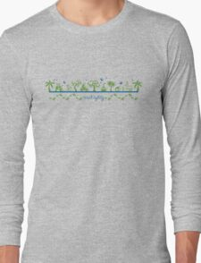 Tread lightly - version 2 Long Sleeve T-Shirt