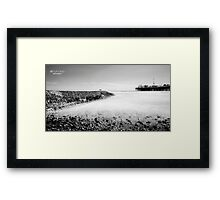 Brighton Beach Framed Print